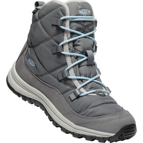 Keen Terradora Ankle WP Shoes Women steel grey/paloma
